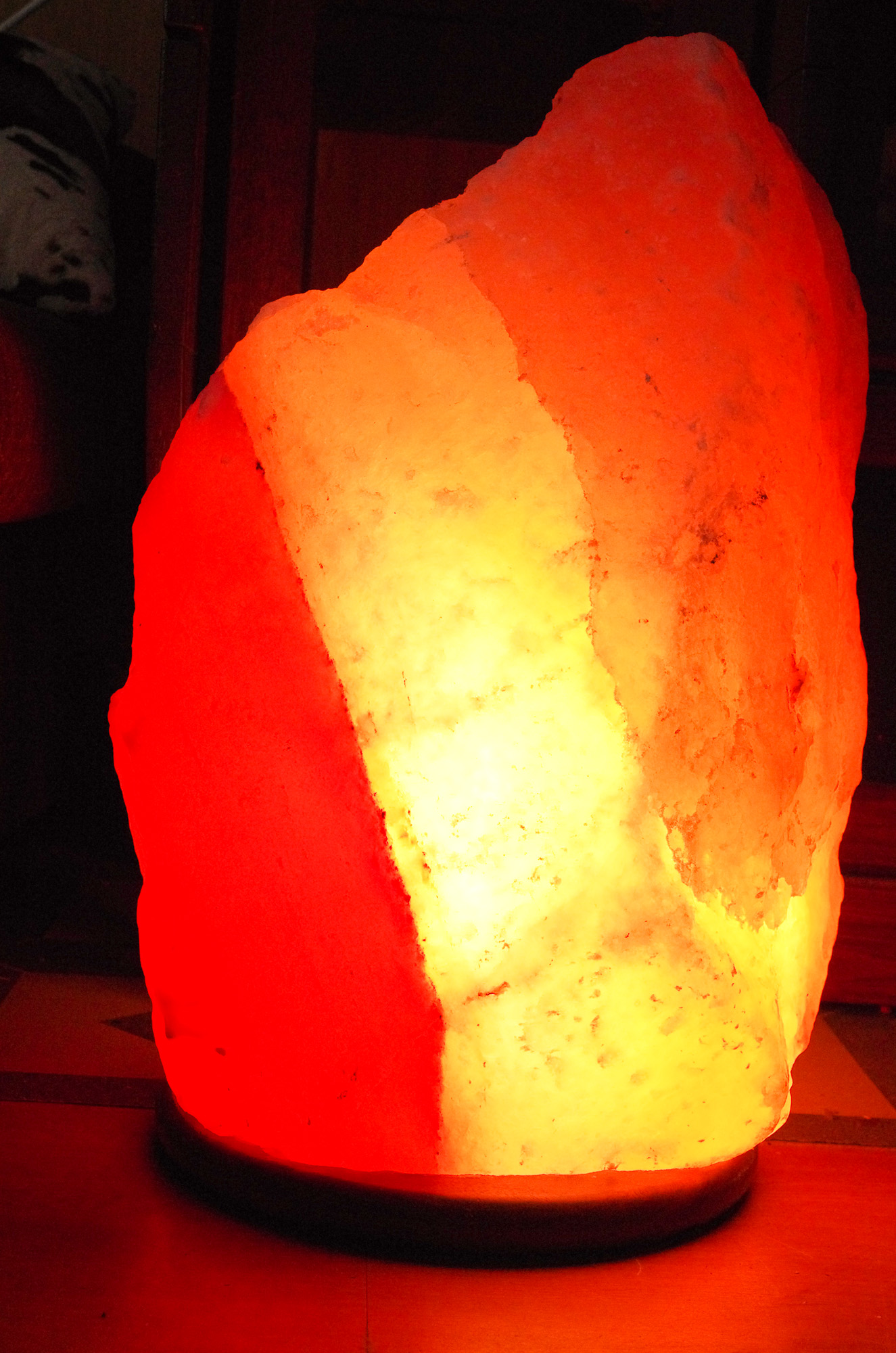 Large Rock Salt Lamps : Meridian Peak Hypnosis Himalayan Salt Lamp Benefits & Uses