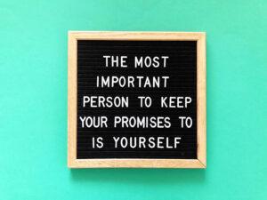 improve your self discipline