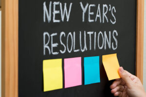 new year resolutions hypnosis follow through completion success