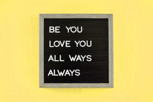 self love improvement