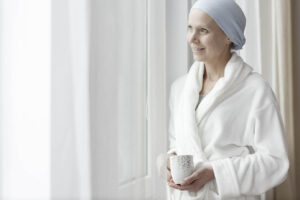 staying positive during cancer treatment