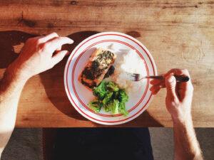 healthy eating improvement