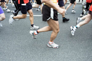 marathon running performance improvement
