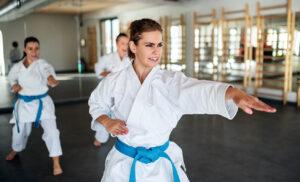 martial arts improvement hypnosis