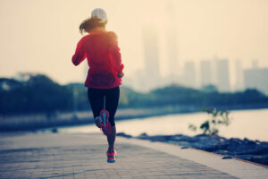 improve your running and jogging