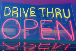 drive thru habit